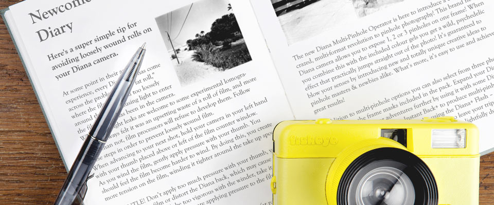 Lomography Beginners guide / Dictionary