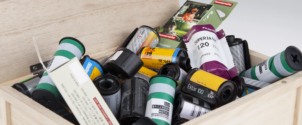 The new and improved Lomography Film Subscriptions