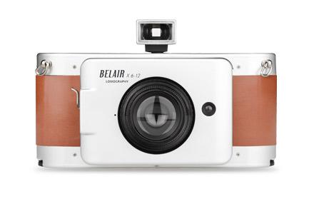 Cameras — Belair X 6-12 Medium Format Cameras – Microsite - Lomography