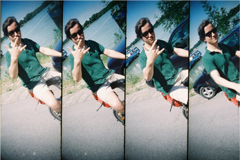 Supersampler biker