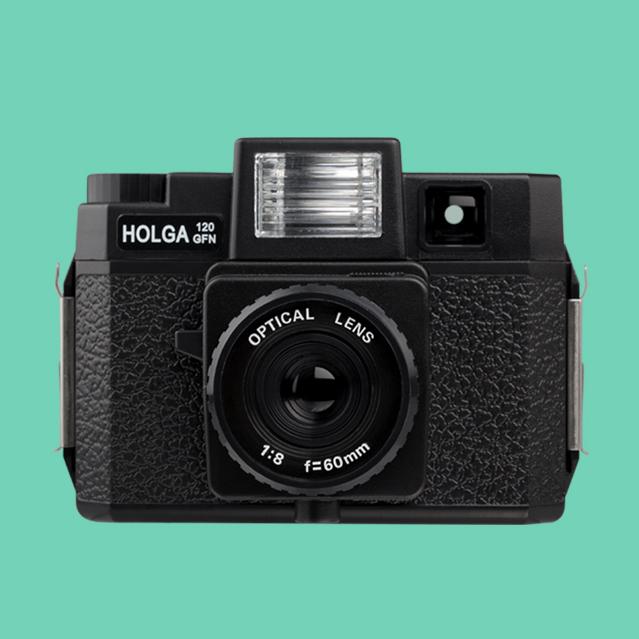 Holga Medium Format Camera Microsite Lomography