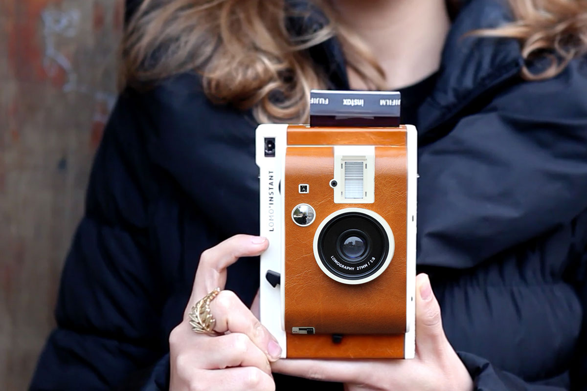 Extend The Borders Of Instant Photography With Worlds Most Creative Camera
