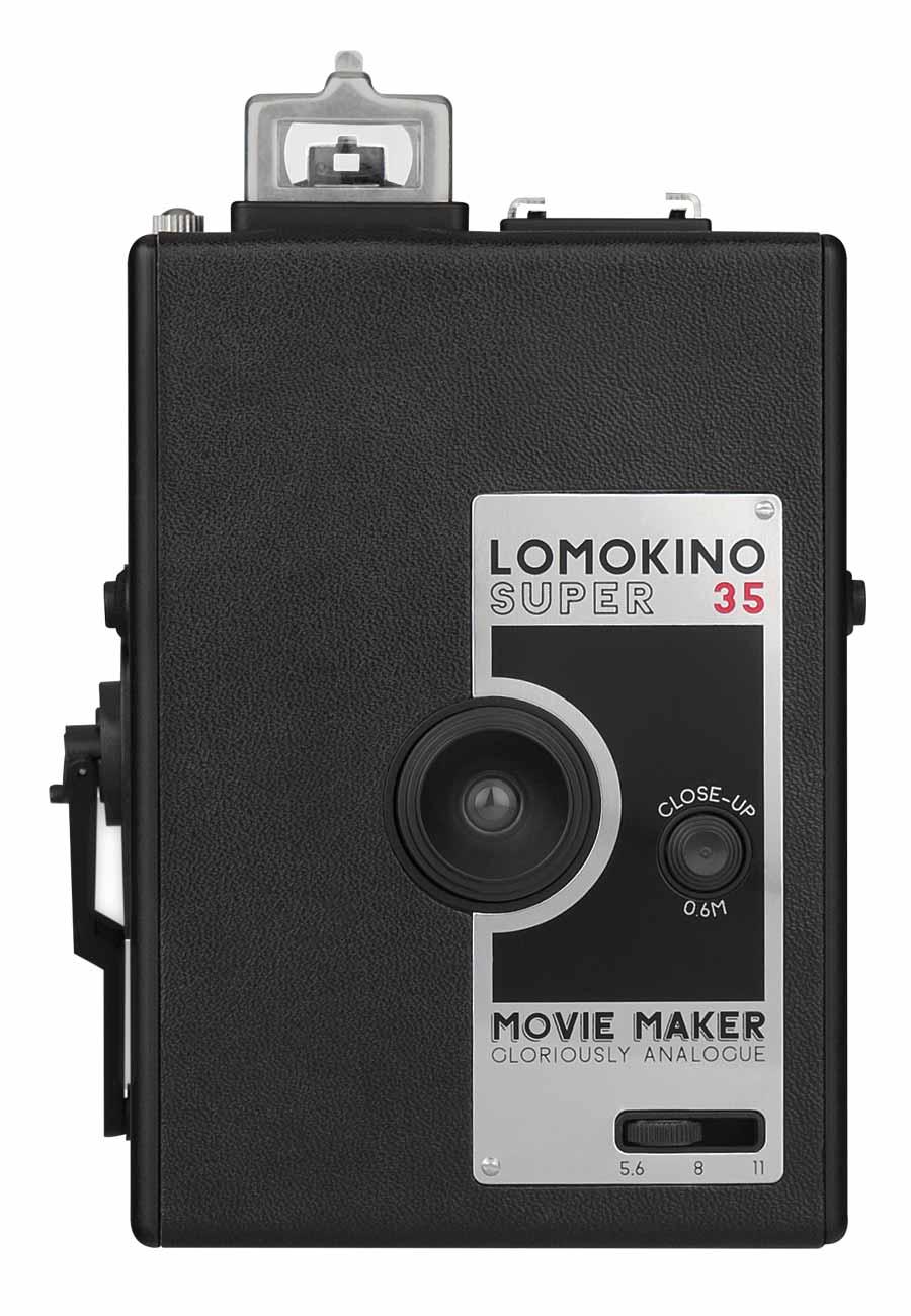 LomoKino 35mm Movie Camera - Microsite - Lomography