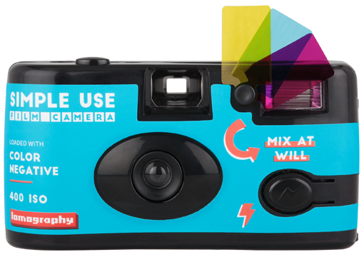 Lomography Simple Use Film Camera