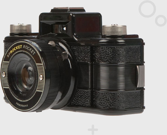 Sprocket Rocket Black