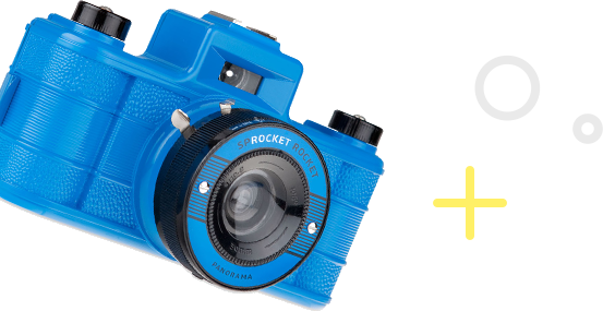 Sprocket Rocket Blue