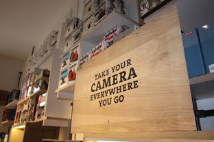 Lomography Gallery Store Munich
