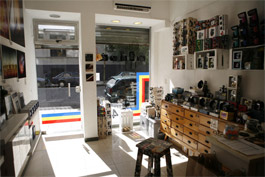 Buenos Aires Opens a New Lomography Embassy Store