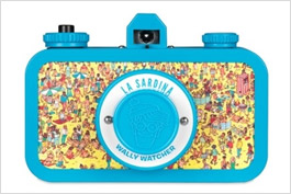 Introducing The New La Sardina Wally Watcher Edition