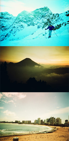 Stunning LC-A+ Landscapes