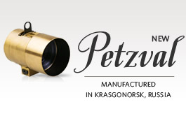 Comeback of The Year: The New Petzval (D)SLR Art Lens