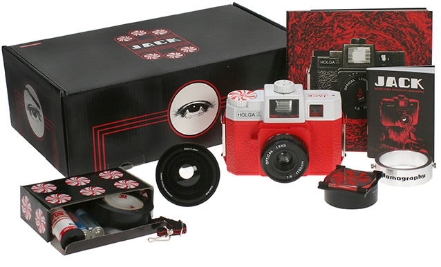 "The ""Jack"" Limited Edition Holga Camera"