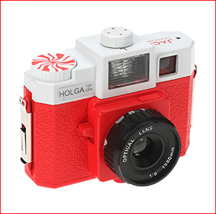 The White Stripes & Lomography Limited Edition Cameras / Jack Holga