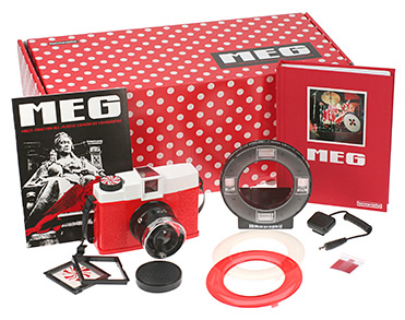 "The ""Meg"" Limited Edition Diana+ & Ringflash"
